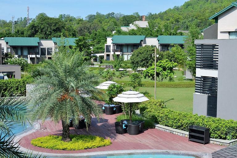 namah luxury resort in jim corbett national park