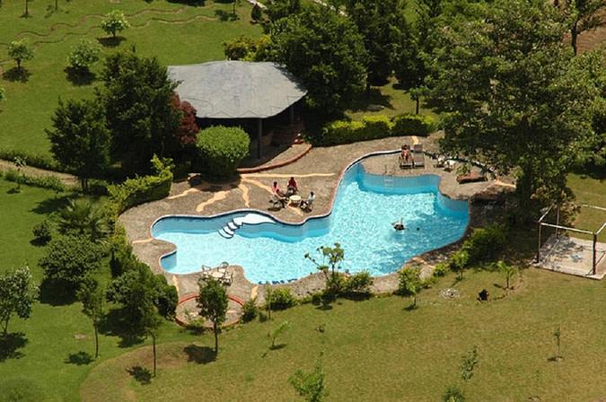 solluna luxury resort in jim corbett national park