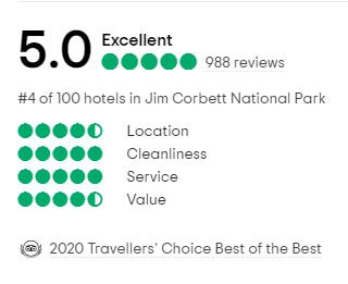 aahana resort reviews